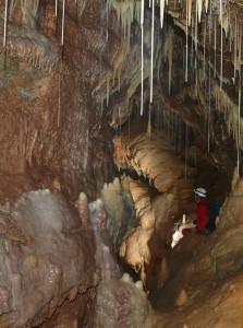 Ostteil der Höhle