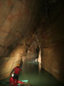 Westteil der Höhle